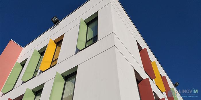 Linovim accompagne un investisseur privé à relouer ses 250 m² de bureaux à Chartes de Bretagne