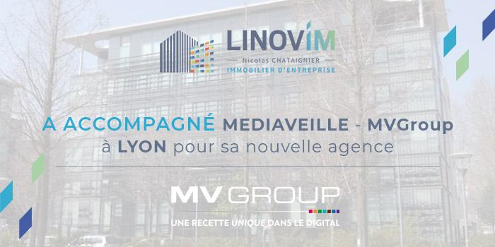 accompagnement immobilier MV Group à Lyon